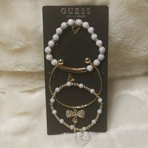 Guess 3pc Bracelet set